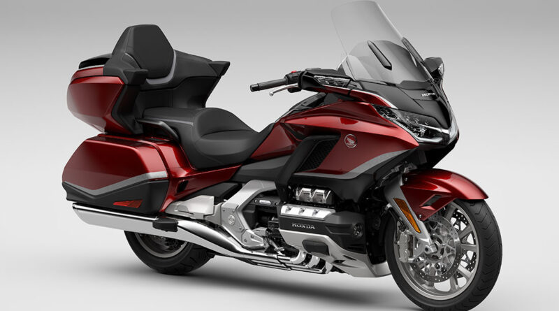 Honda Gold Wing gets upgrades for 2021
