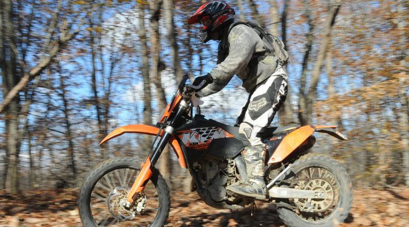 Pennsylvania's Rock Run Recreation Area offers off-roading fun