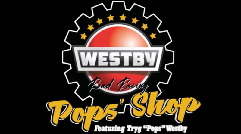 """Westby Racing presents first episode of """"Pops' Shop"""""""