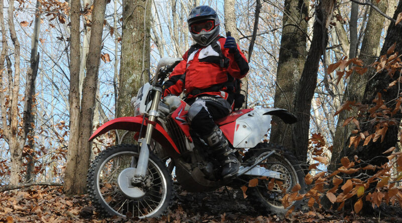 Have a good time at the Kentuck OHV Trail system in Alabama