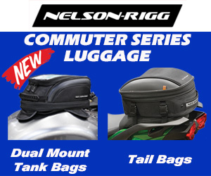 Nelson-Rigg Commuter Series Luggage