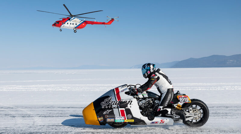 Motorcycling in Siberia and more in February 'American Motorcyclist'