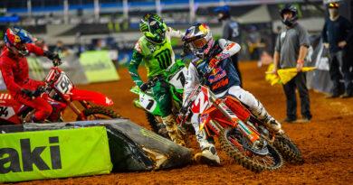 webb ama sx motocross