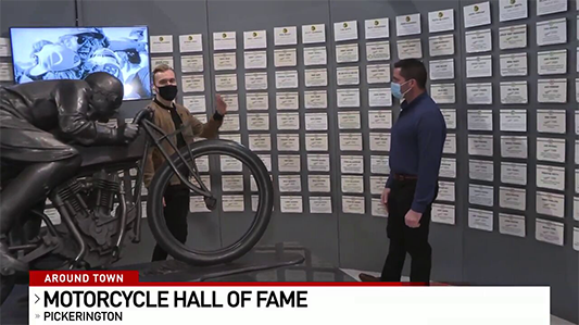 Good Day Columbus at AMA Hall of Fame Museum