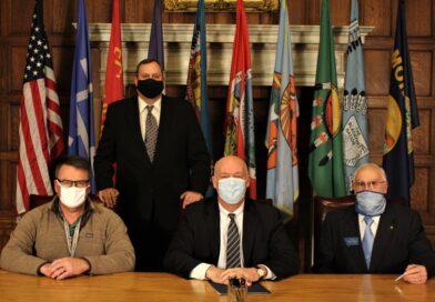 Montana lane filtering bill signing