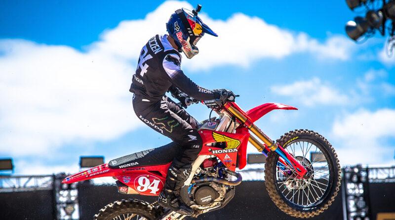 Daytona Supercross Ken Roczen