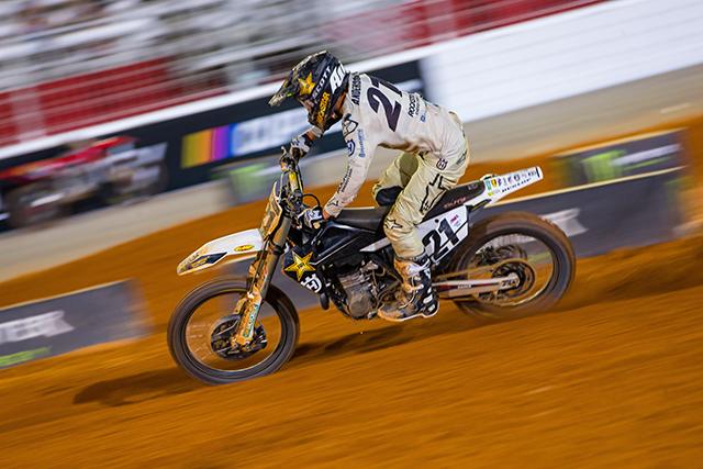 Jason Anderson AMA Supercross Atlanta 2