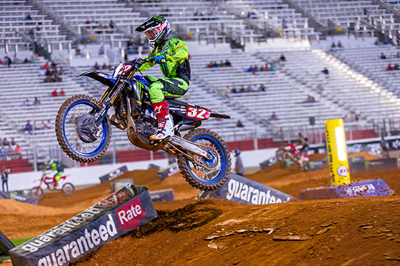 Justin Cooper AMA Supercross Atlanta 2