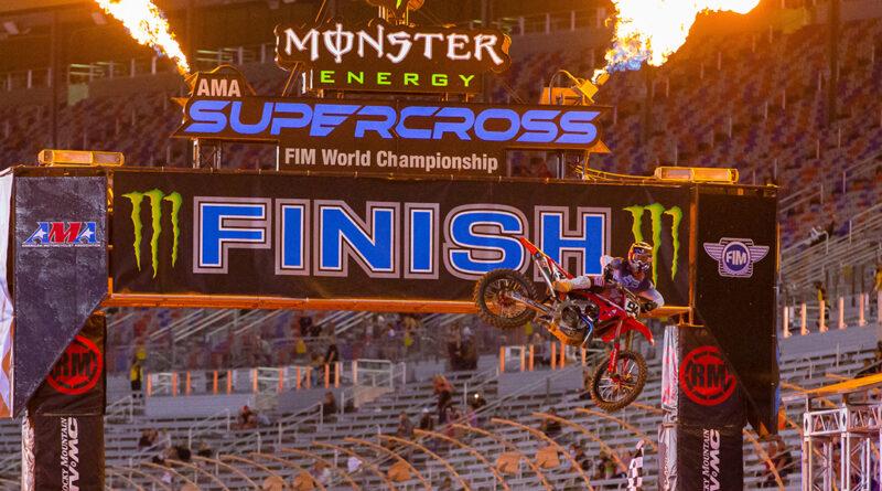 AMA Supercross Ken Roczen