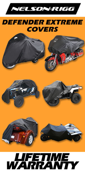 Nelson-Rigg Motorcycle Covers