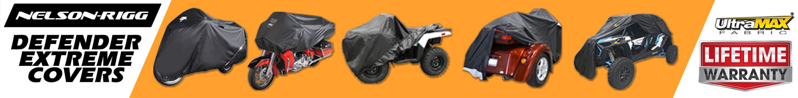 NelsonRigg Motorcycle Covers