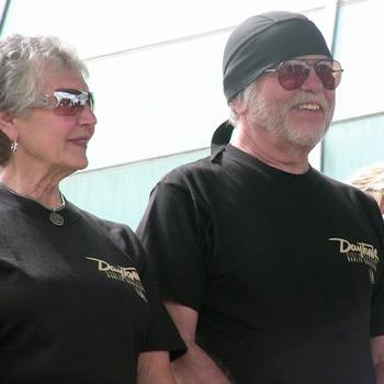 Portrait of Nancy and Willie G. Davidson