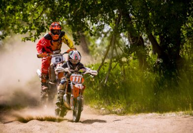 Take a Kid Dirt Biking Day is Saturday, May 22!