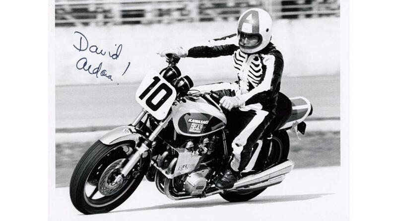 AMA Motorcycle Hall of Famer David Aldana