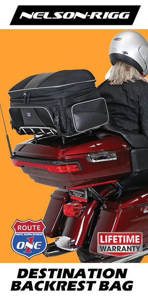 Destination Backrest Bag