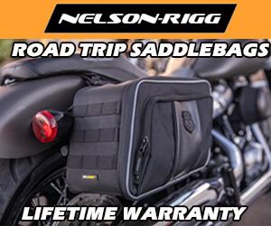 Road Trip Saddlebags