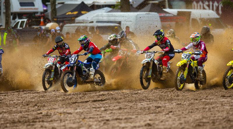 Motocross Scholarship MX starts