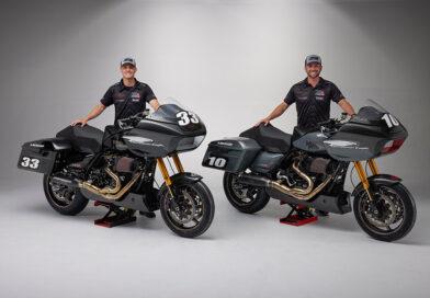 Travis Wyman Joins Harley-Davidson Screamin' Eagle Team to Race Baggers