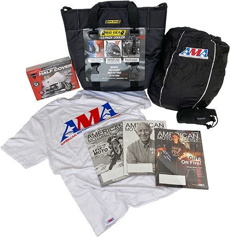 AMA Grab the Gear Prize Pack