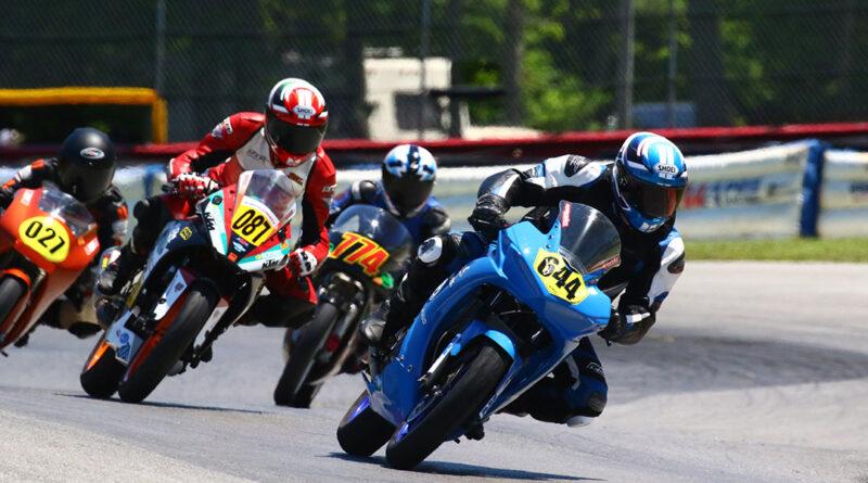 AMA Vintage Motorcycle Days Road Racing