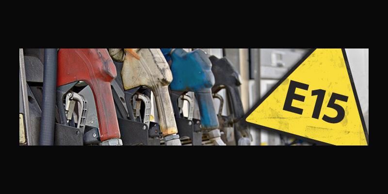 Fuel pumps for E15 fuel