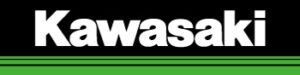 Green and Black Kawasaki Logo