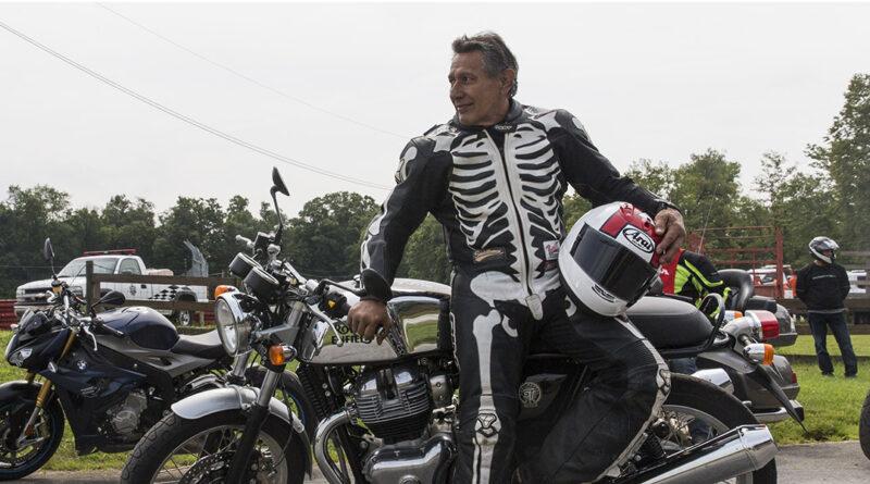 David Aldana 2021 AMA Vintage Motorcycle Days