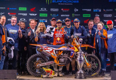 2022 Supercross and Motocross Professional Numbers