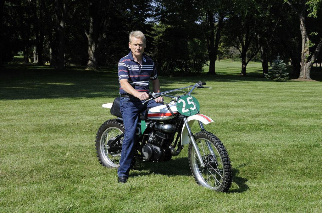 International Motorcycle Museum Hakan Andersson