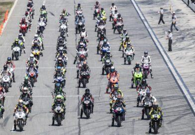 Daytona 200 start