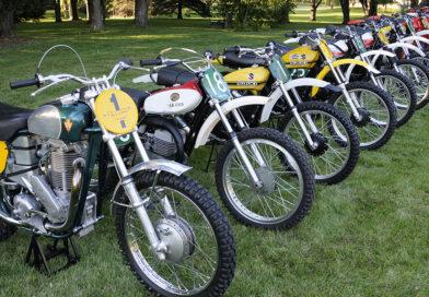 International Motocross Museum motocross bikes