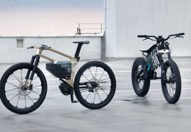 BMW Motorrad Vision AMBY and the BMW i Vision AMBY