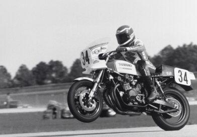 Hall of Famer Wes Cooley AMA Superbike Champion