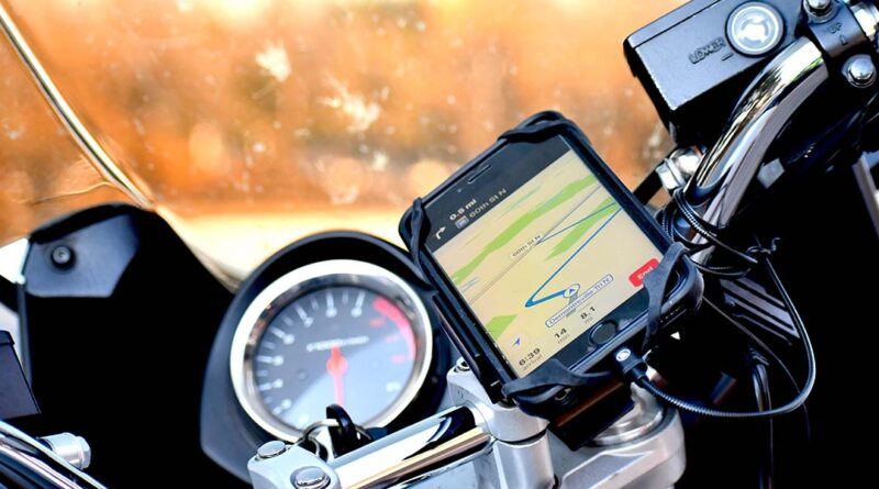 Apple iPhone and motorcycle vibration