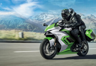 Kawasaki to Go All Electric and Hybrid Electric in Developed Markets by 2035