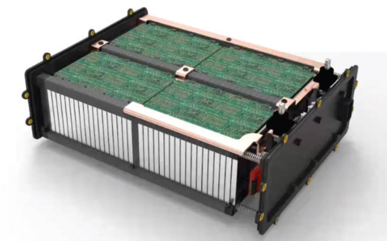 Lithium-carbon battery technology developed by MAHLE Powertrain and Allotrope Energy